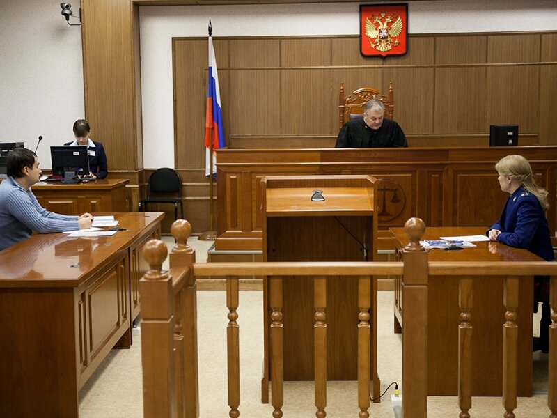 закрытые судебные заседания