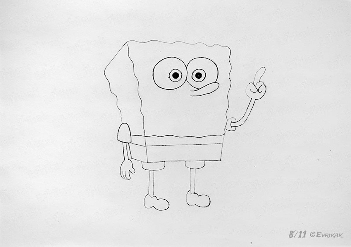 Картинки карандашом прикольные на а4
