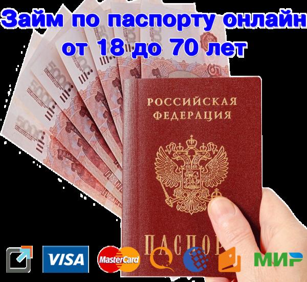 кредит по паспорту онлайн москвазаявка на кредитную карту халва красноярск
