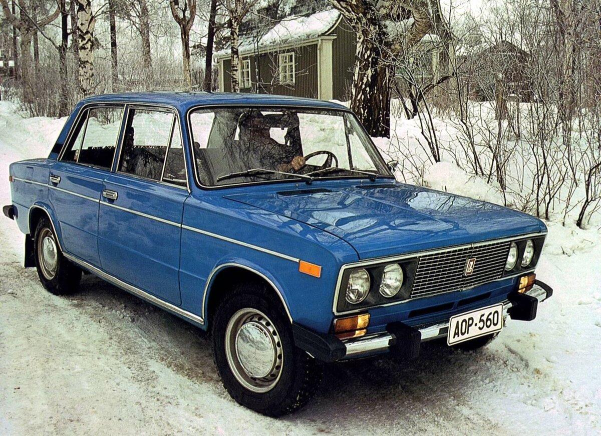 Фото шестерка машины
