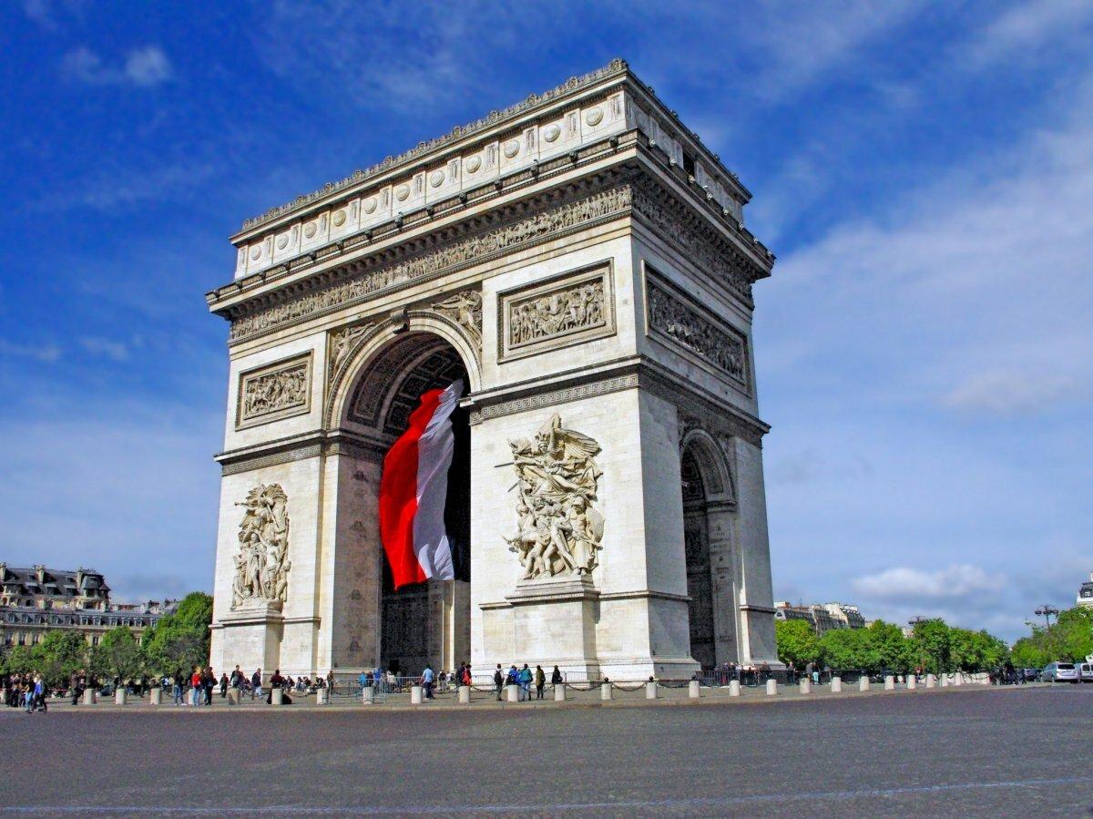 Триумфальные арки картинка