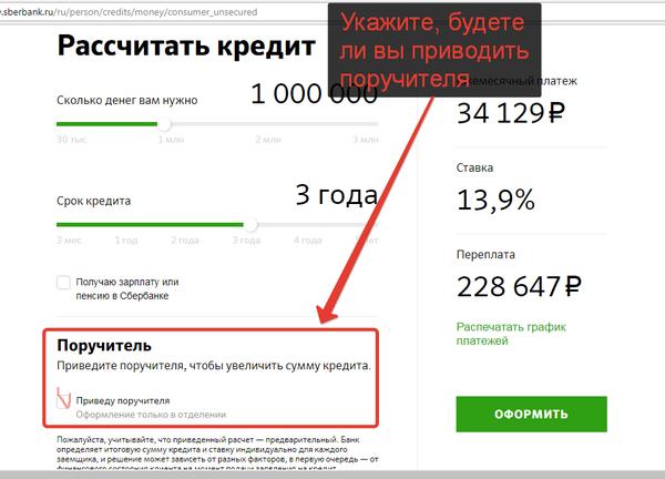 Калькулятор кредитов беларусьбанк