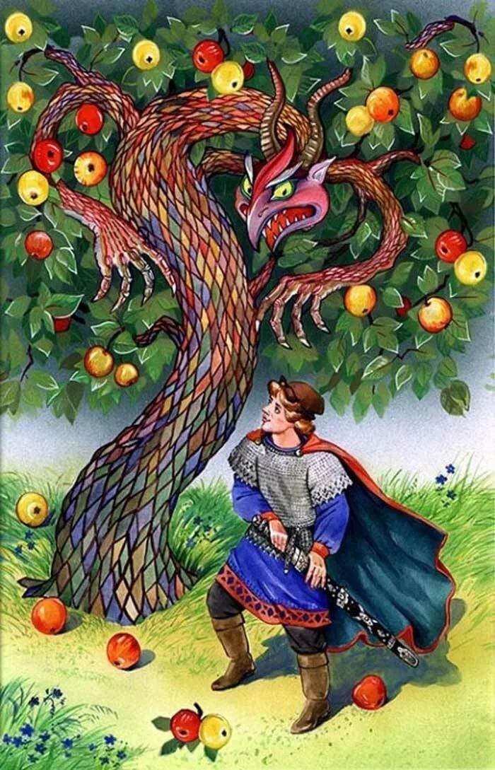 сказочный герой чудо юдо картинки фанат рыбалки или