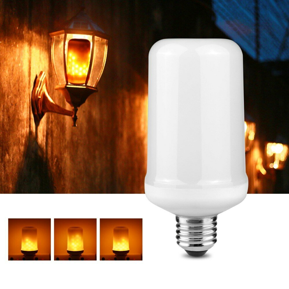 Лампа LED с эффектом пламени в Миассе