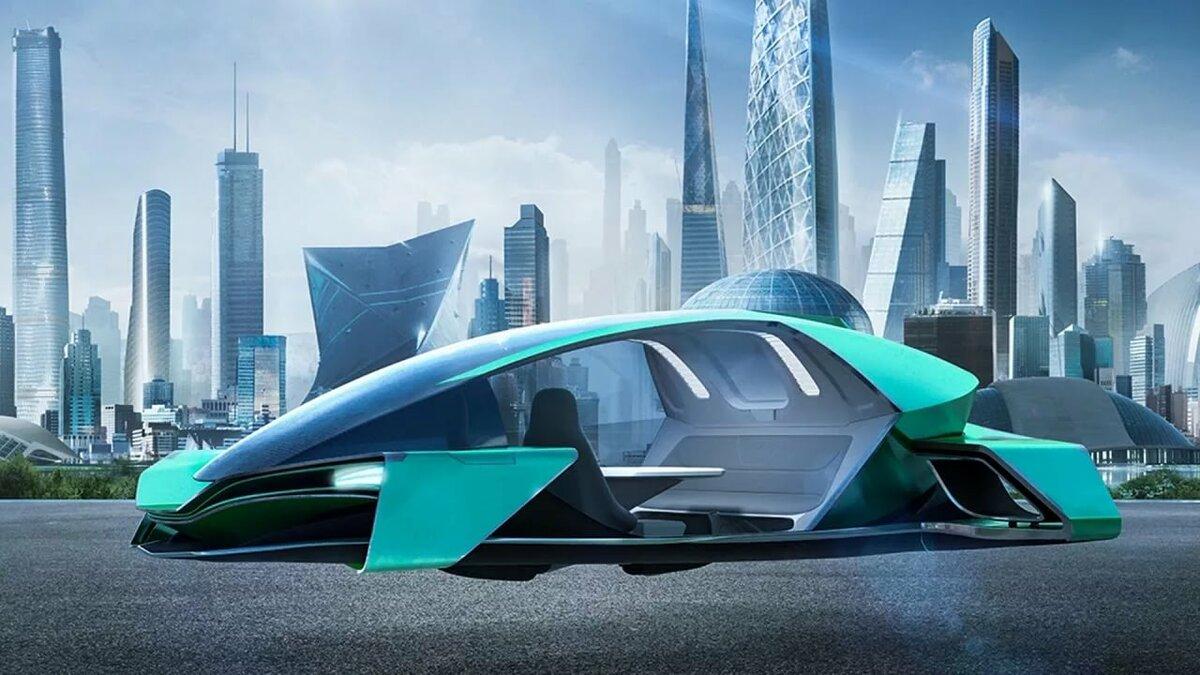 летающие машины в будущем поддержки камер