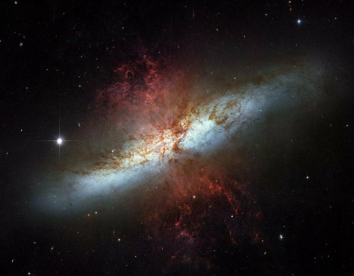 фотоснимки телескопа хаббл звезда