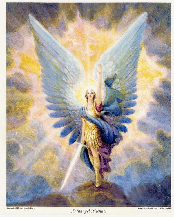 Ангел силы картинки