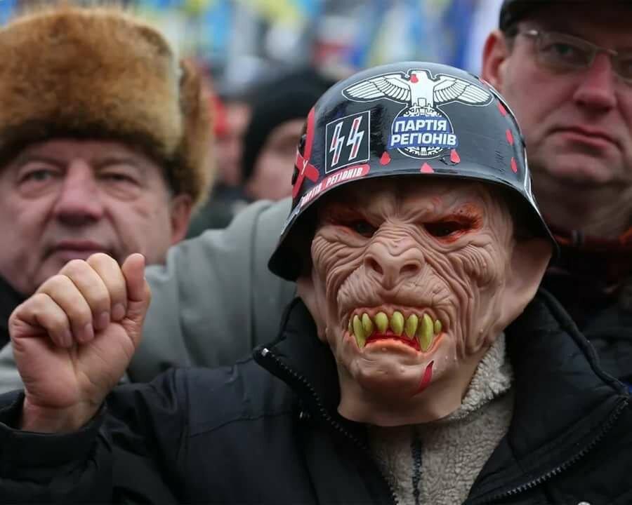 картинка зомби слава украине желание сладкого