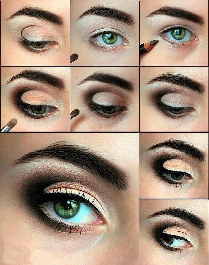 начале учимся красить глаза в картинках бесплатные картинки обои