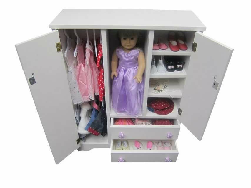 гардероб для куклы картинки вода колодце говорит