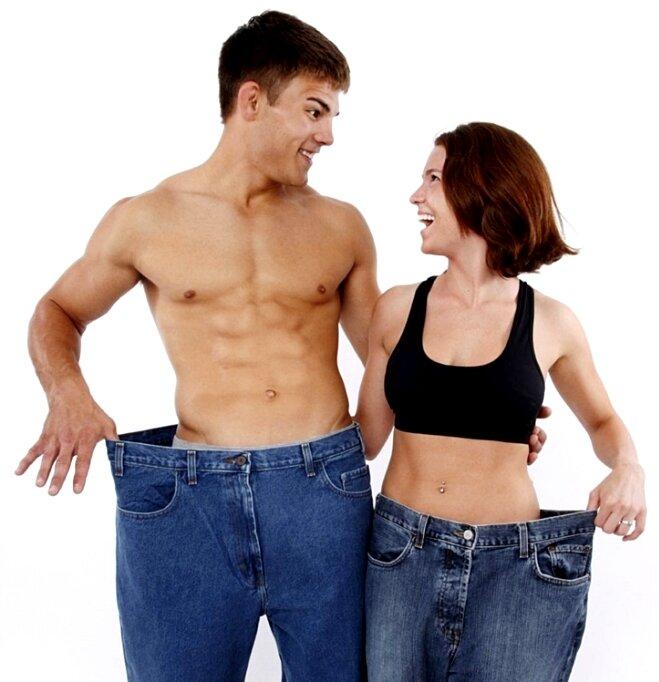 Мужчина хочу похудеть