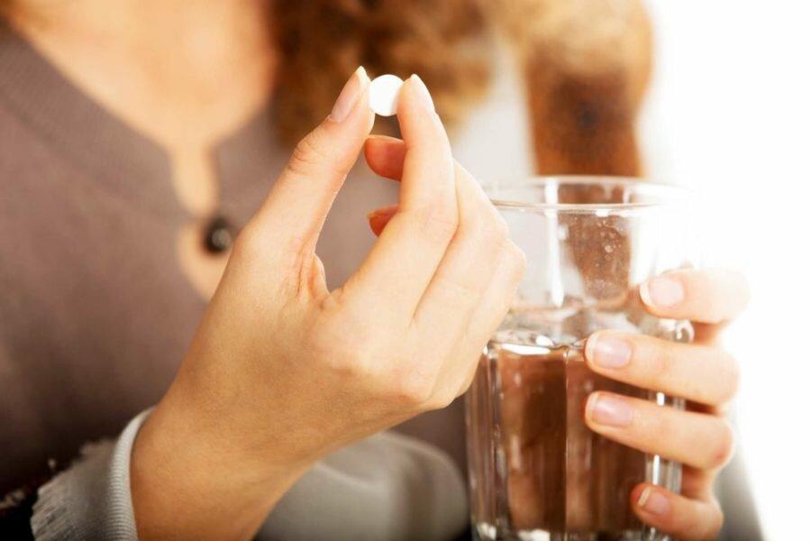 прием препаратов от цистита