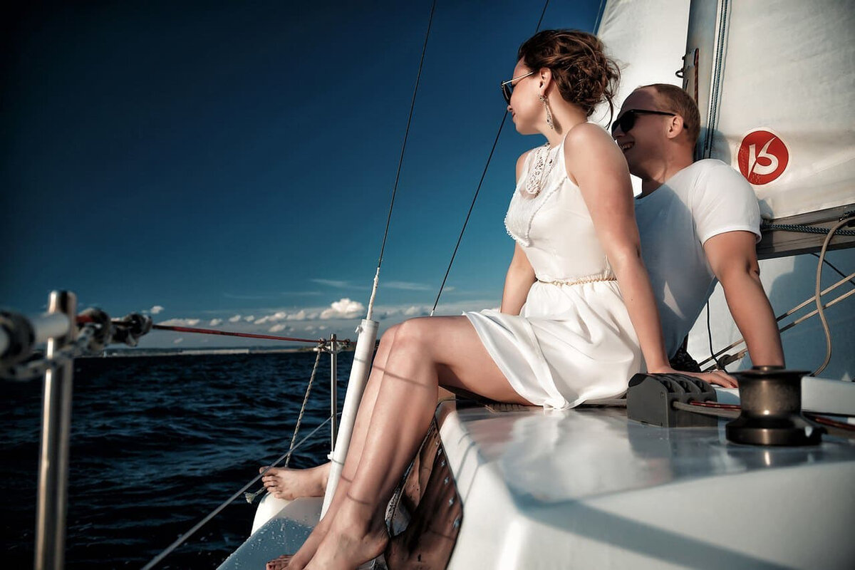 Картинки прогулки на яхте