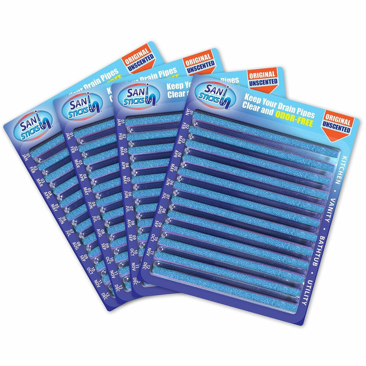 Sani Sticks - палочки от засора слива в Караганде