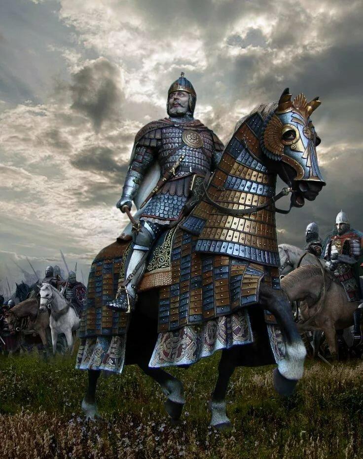 Картинки русские рыцари