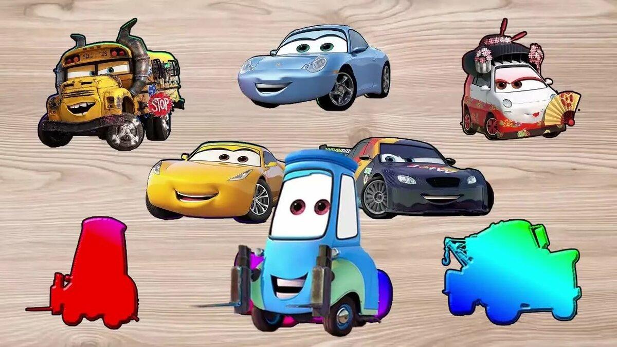 çizgi Film Boyama Arabaları 87 Youtube In Yandexcollections