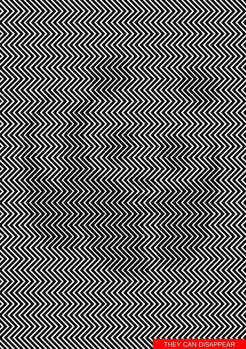 Визуальные картинки с обманом