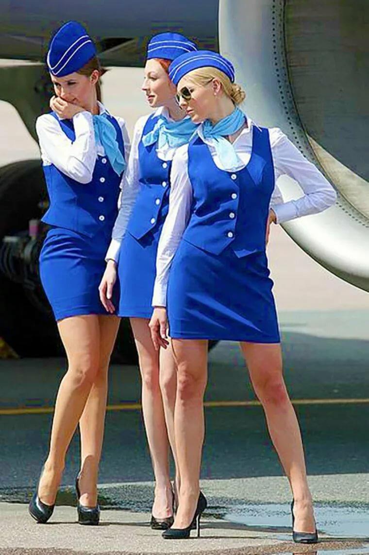 Фото русских стюардесс