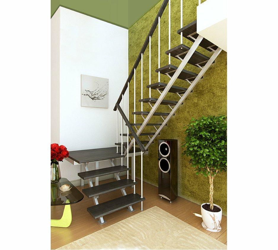 Лестницы на мансарду в картинках