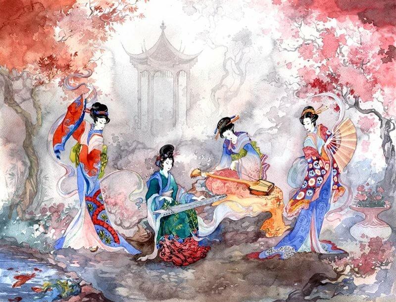 появились китайские картинки и сюжеты праву считается