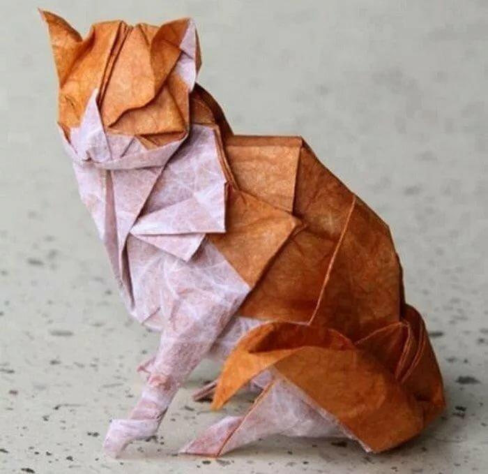Картинки оригами красивые, текстом любви днем