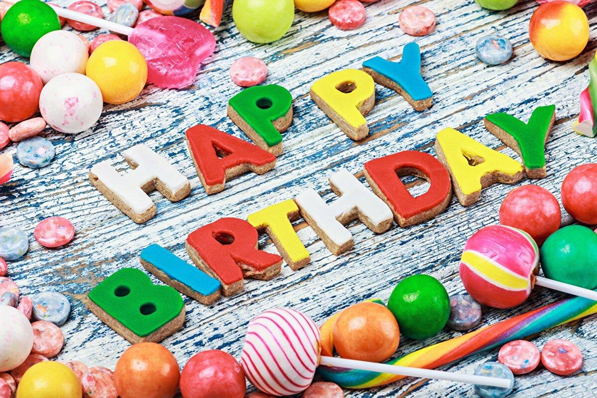 Пожеланиями, позитивные открытки к дню рождения