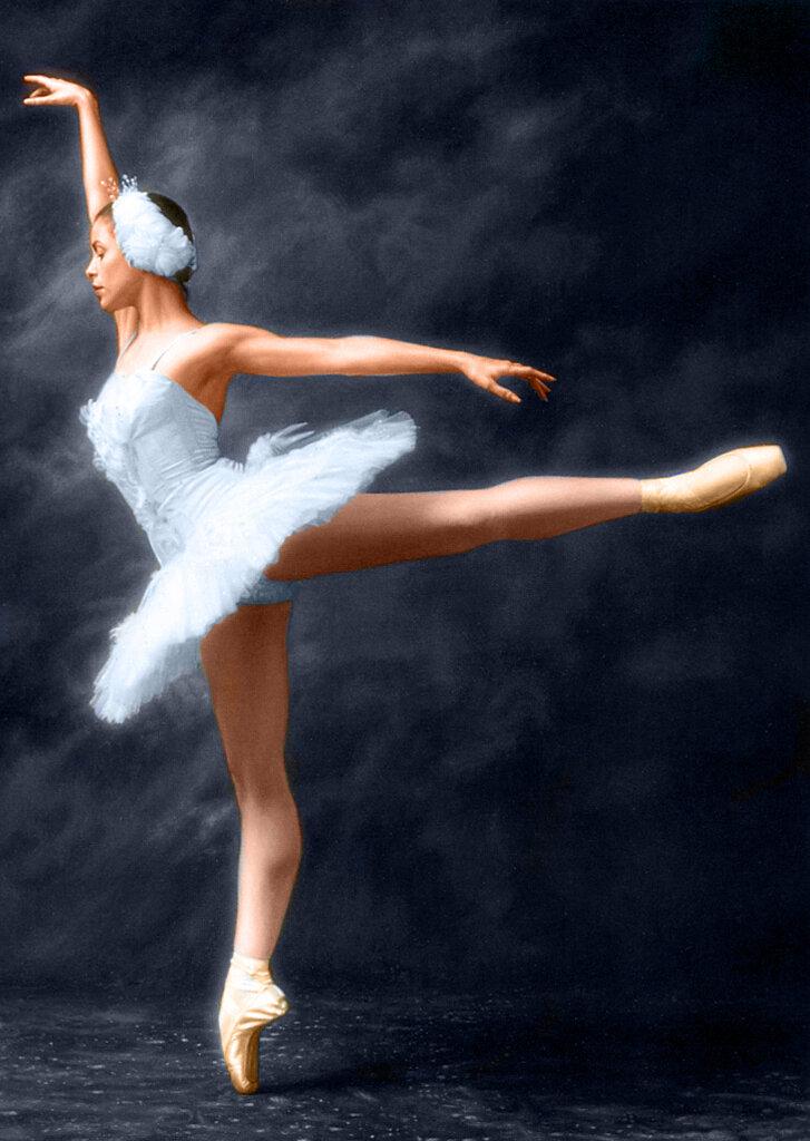 Балерина картинки, днем рождения