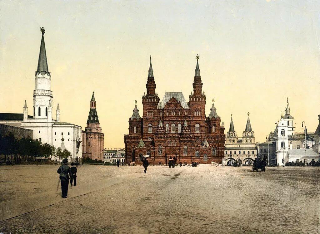 Старые картинки россии