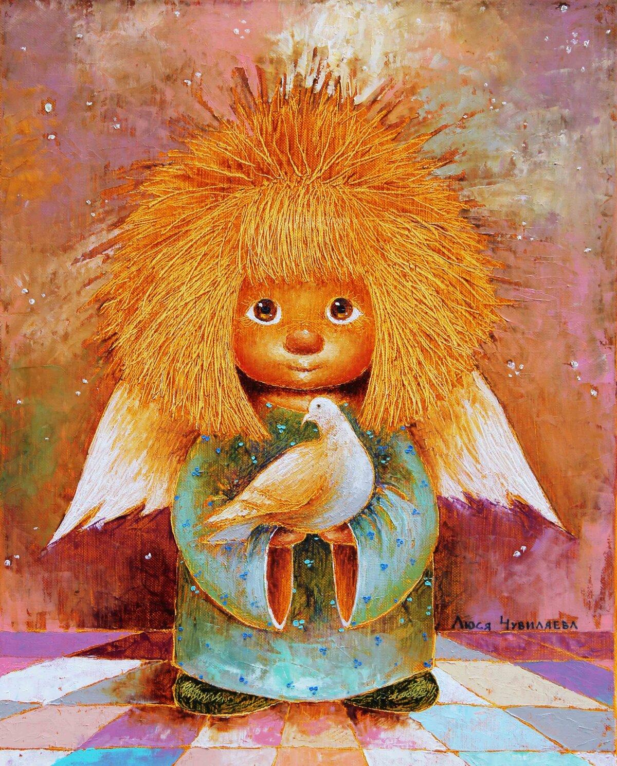 Солнечный Ангел от Чувиляевой ArtAngels - страница 4