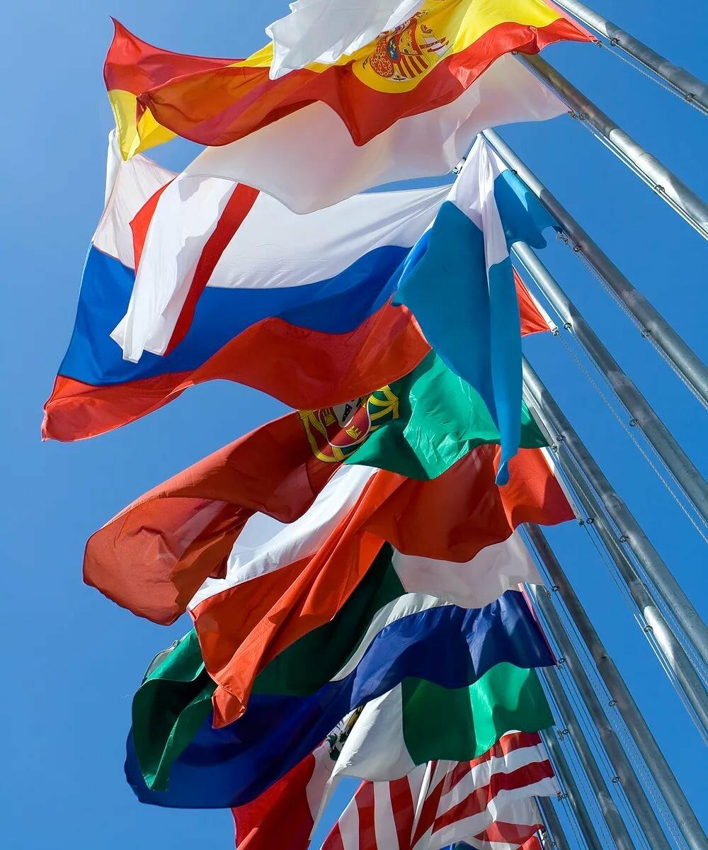 Картинки стран флаги стран