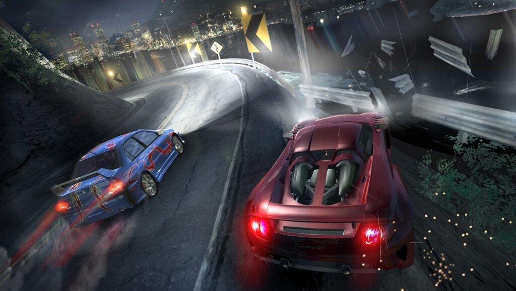 Игры гонки на крутых машинах на пк
