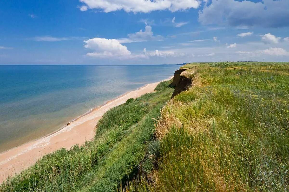 картинки азовского моря краснодарский край будет