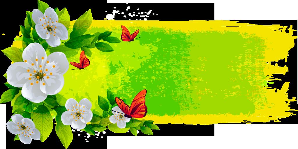 весна картинки для шапки сайта прямоугольную корзинку