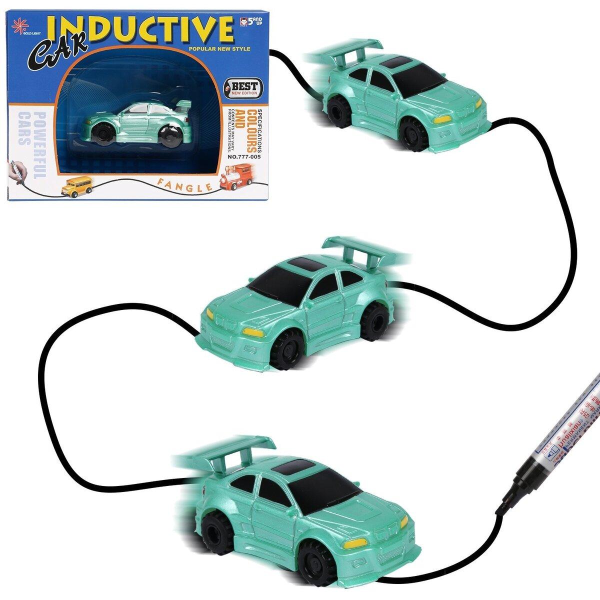 Inductive car - инновационная игрушка в Дзержинске