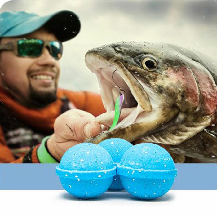 Fish MegaBomb инновационная приманка для рыбалки в Кокшетау