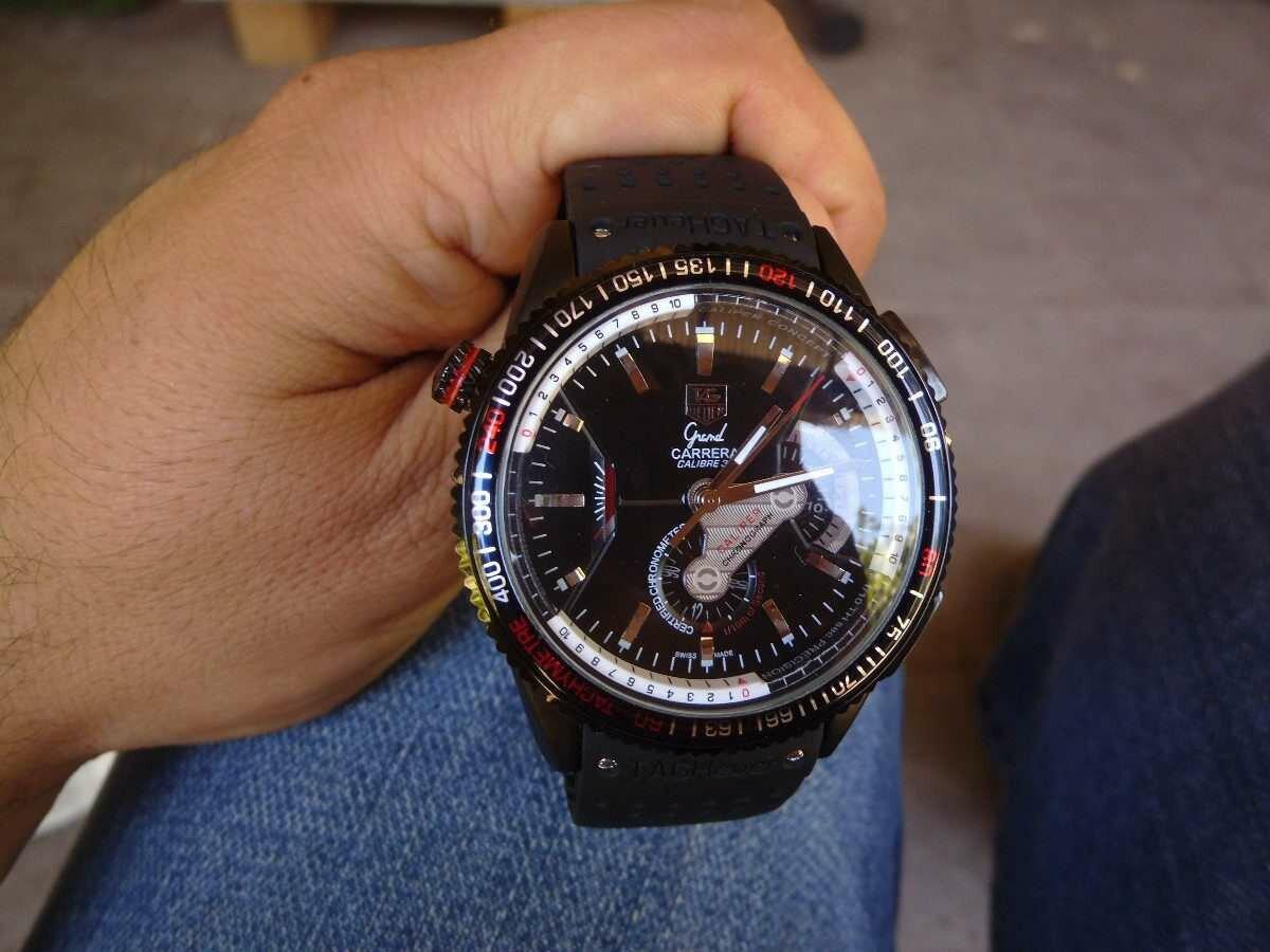 Часы Tag Heuer Carrera Calibre 36 в Есиле