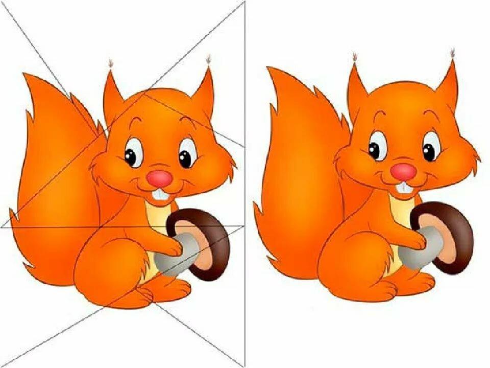 Сделать, разрезные картинки для детей 6-7 лет