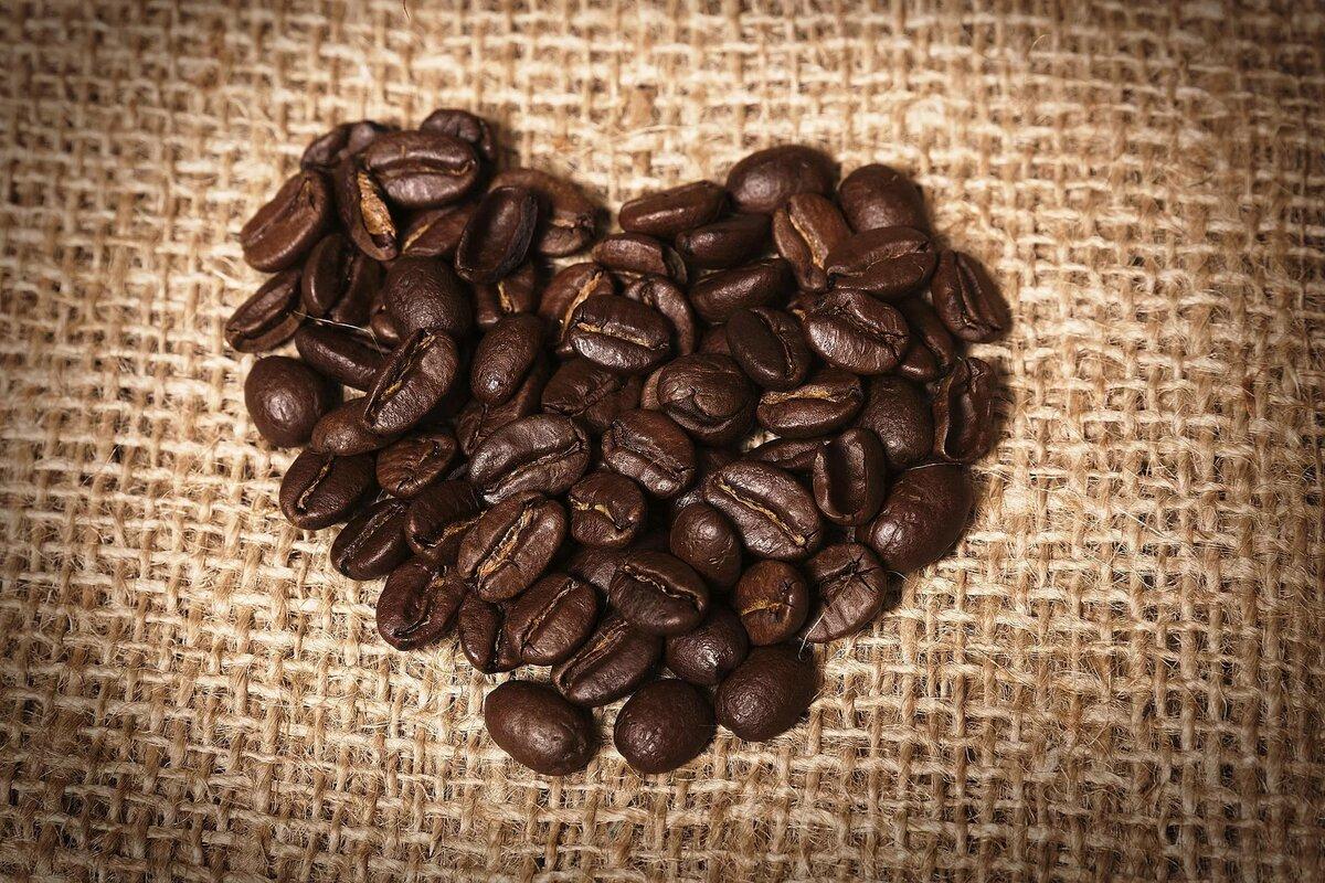 Кофейные зерна из них картинки