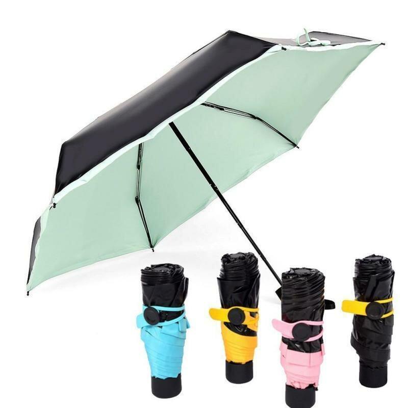 Универсальный карманный зонтик Mini Pocket Umbrella в Семее