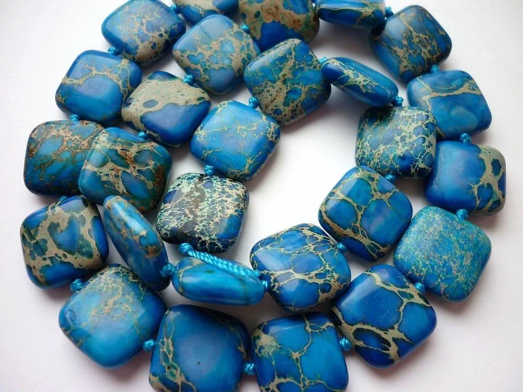 полудрагоценные камни и украшения фото