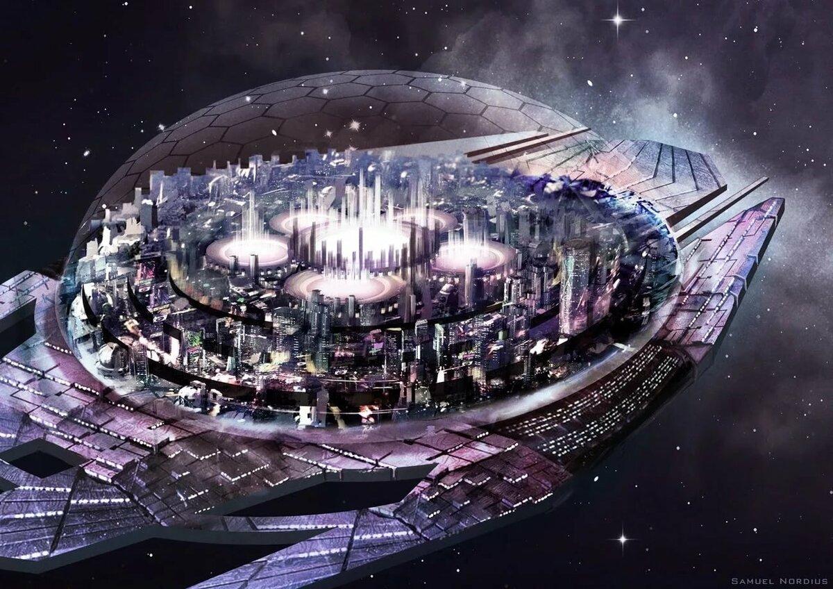 космические города фото старик целуется