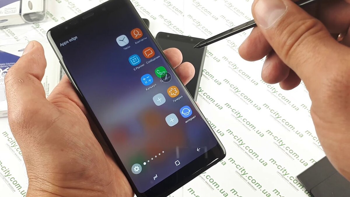 Копия Samsung Galaxy Note 8 в Обнинске