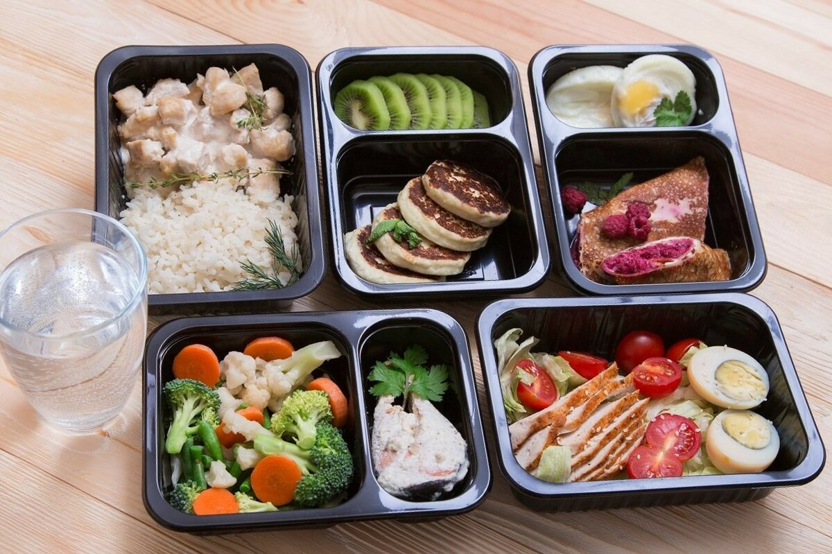 примеры блюд для правильного питания для похудения