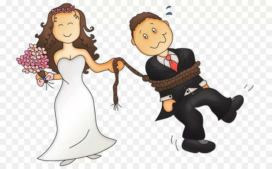 Открытки на свадьбу юмор