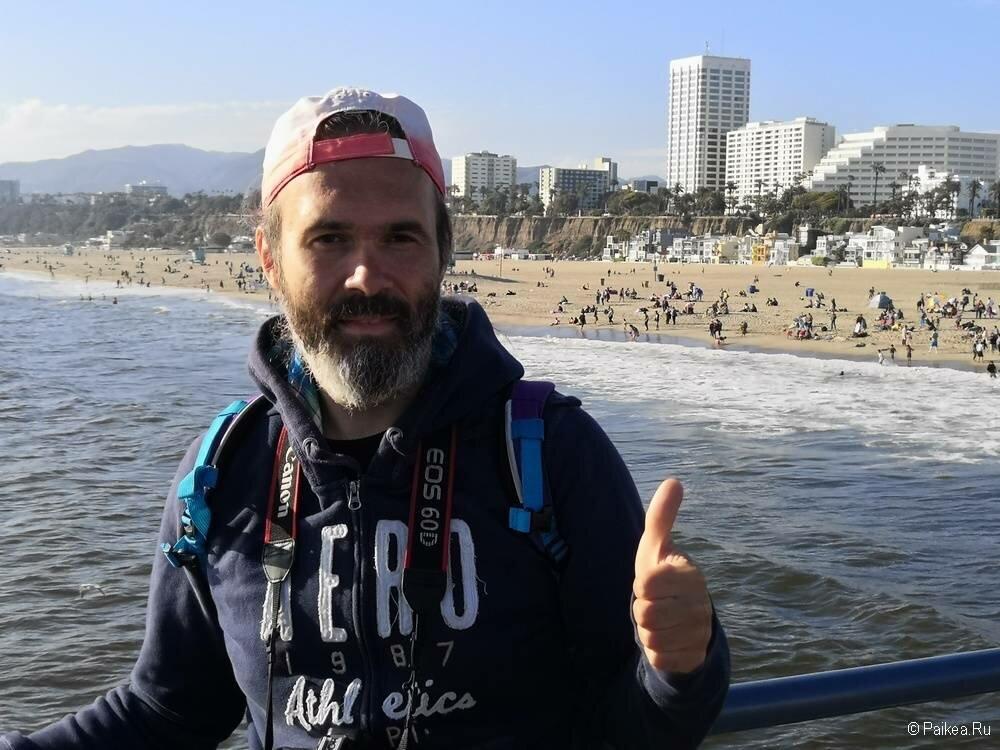 Психи, пробки и пляжи: или как я путешествовала по Калифорнии Лос-Анджелес