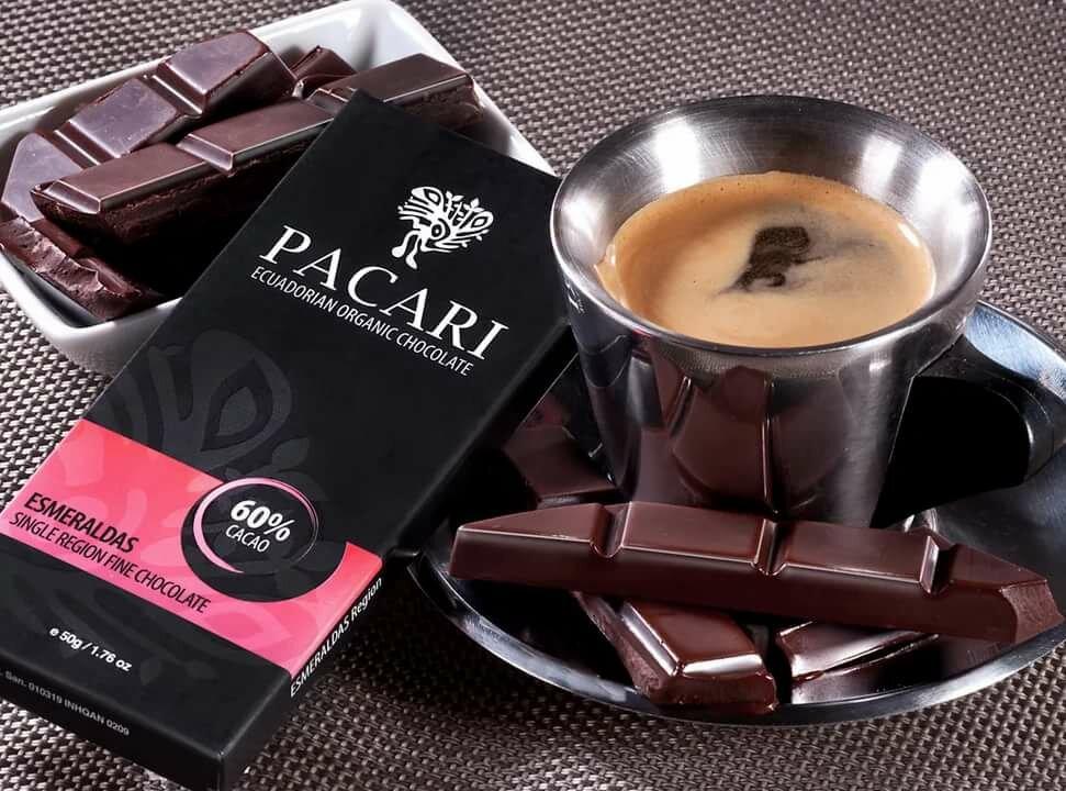Картинка кофе шоколадка