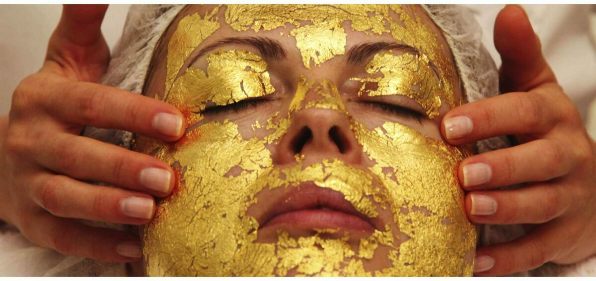 Kaprielle - омолаживающая маска из сусального золота в Мценске
