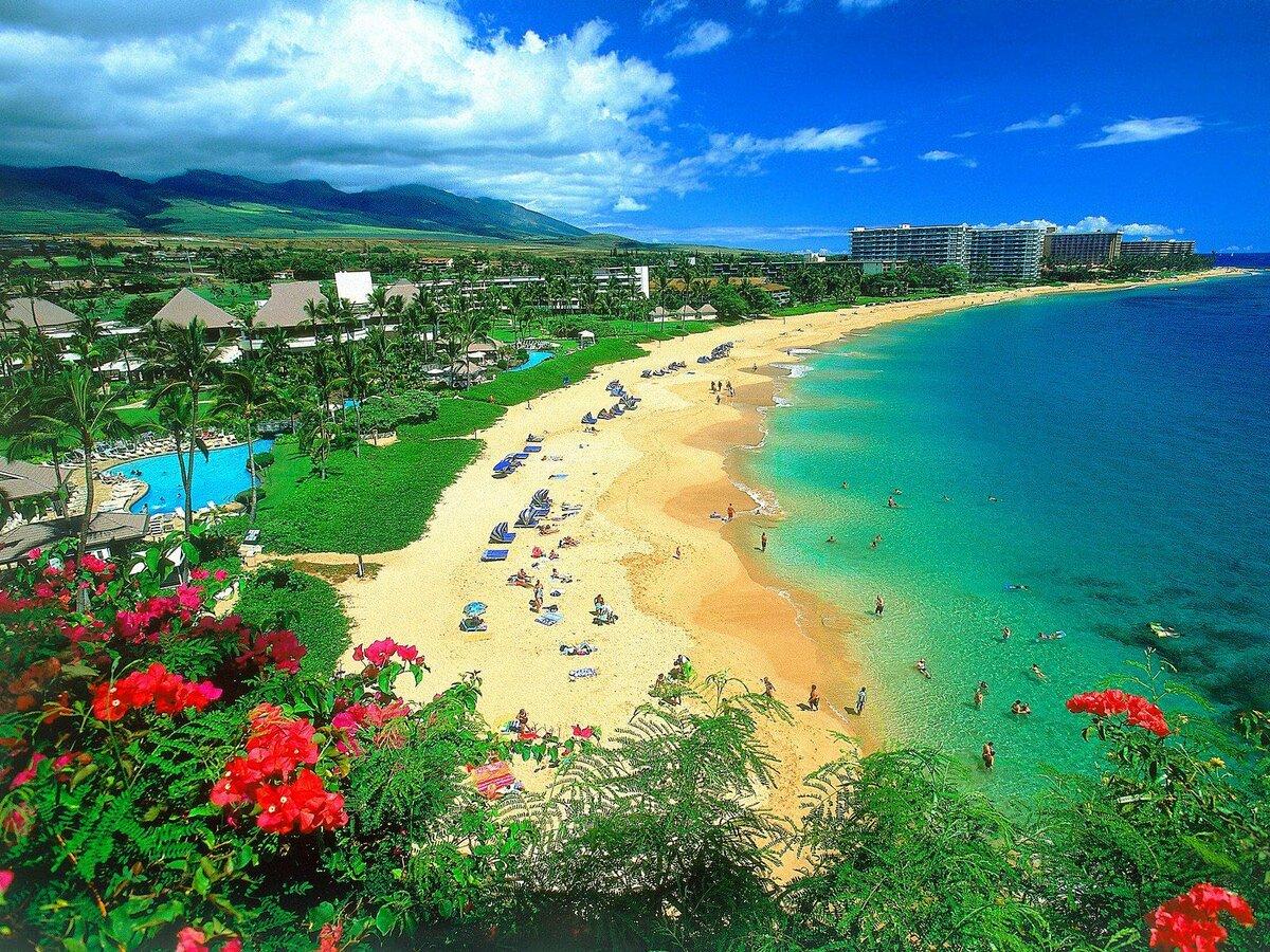самые красивые пляжи мира фото и названия земле нынешнего города