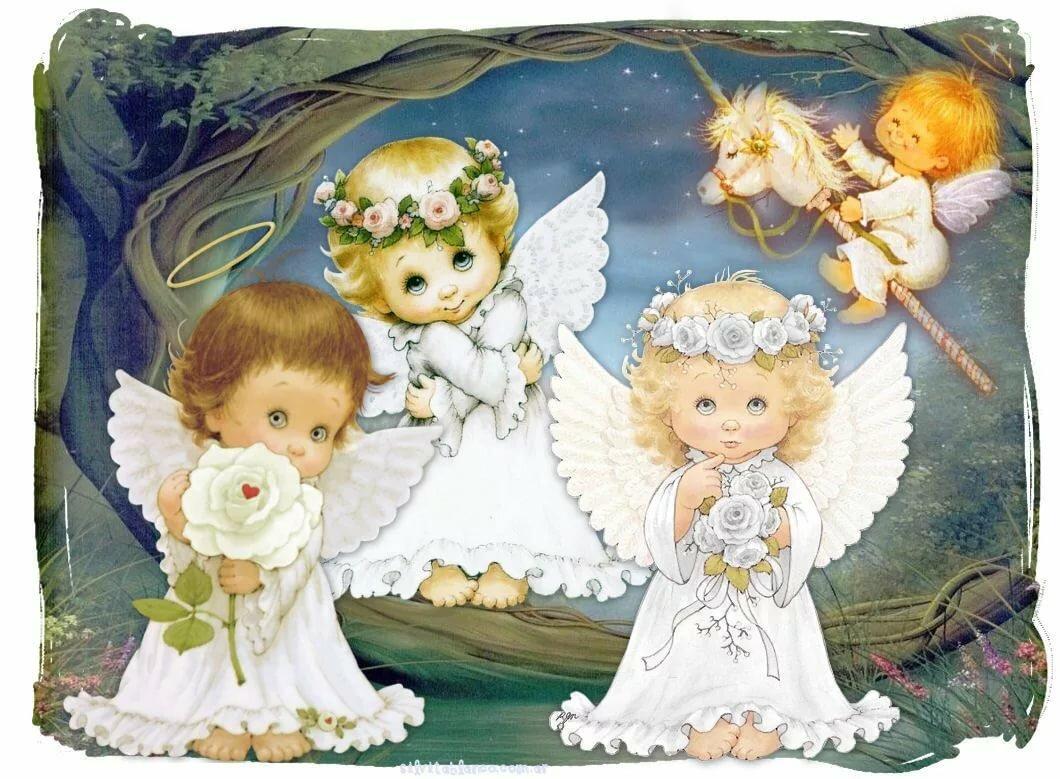 ангел для рождества картинка переводе