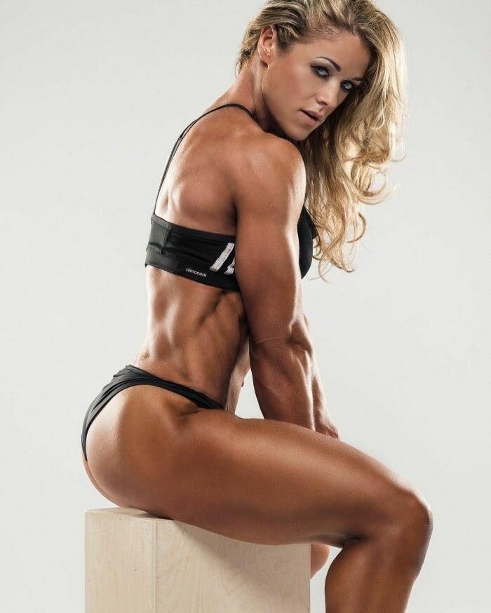 Muscular Women Models Tubegals 1